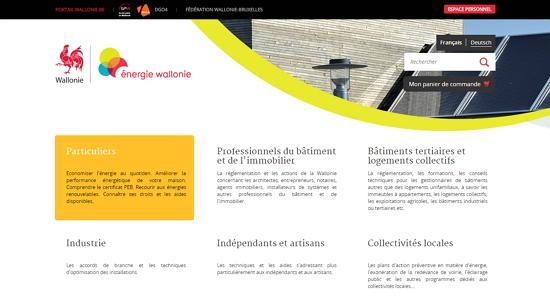L'énergie en Wallonie